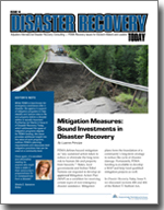 Mitigation Measures: Sound Investments in Disaster Recovery
