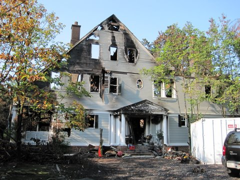 Homeowners Insurance Claim Residential Fire Damage Adjusters International