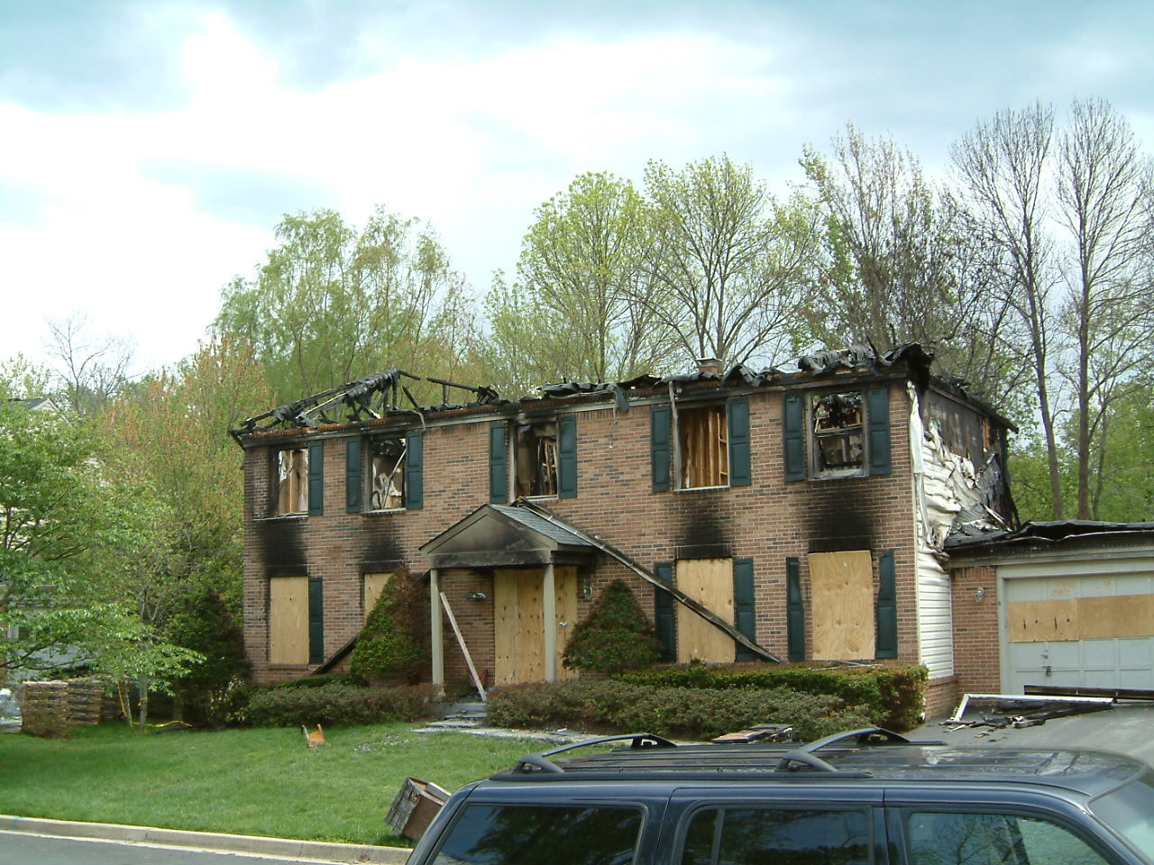 Homeowners: What to do after a house fire Thumbnail Image