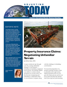 Adjusting Today - Property Insurance Claims: Property Insurance Claims