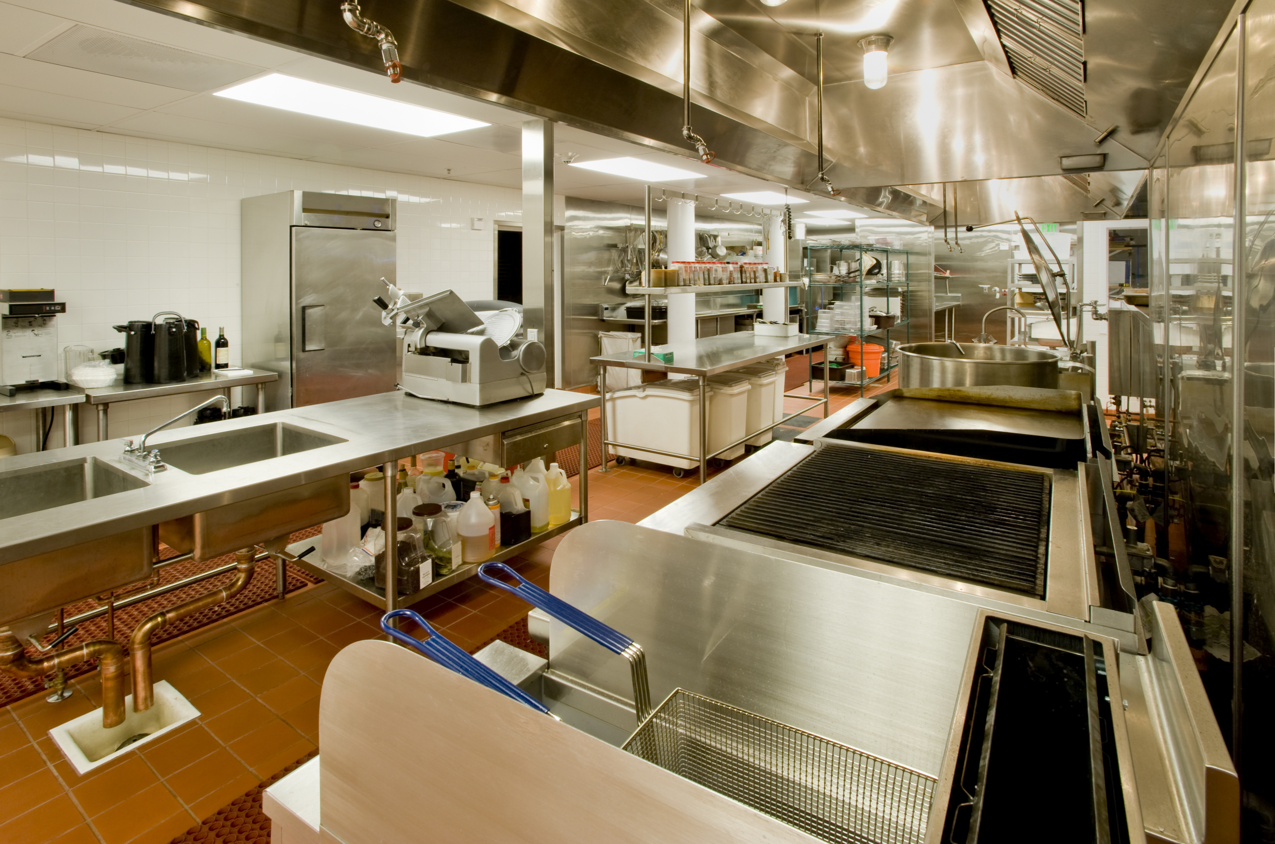 Commercial Cooking Operations - Insurance Inspectors - Insights for Your Industry