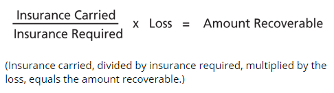 Coinsurance Calculation