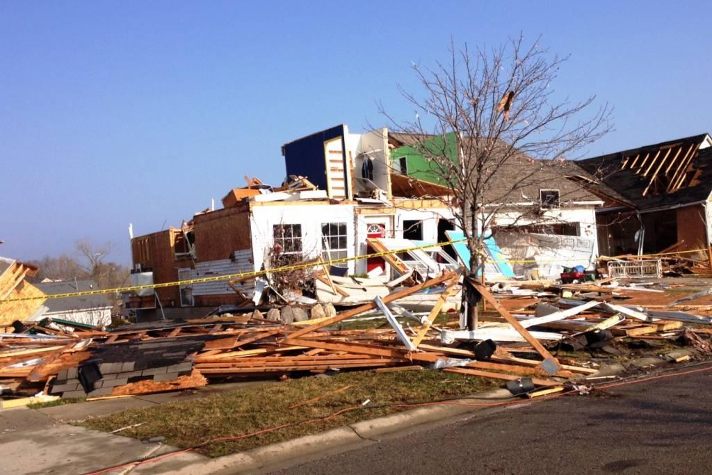 Dexter Michigan Tornado