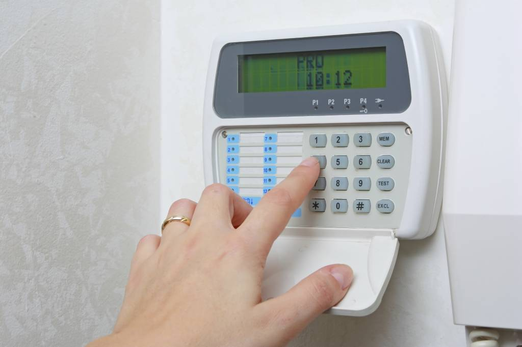 Protect Property Alarm