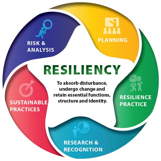 Resiliency - Insurance risk, insurance planning
