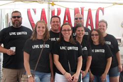 AI Volunteers at Saranac Thursday!