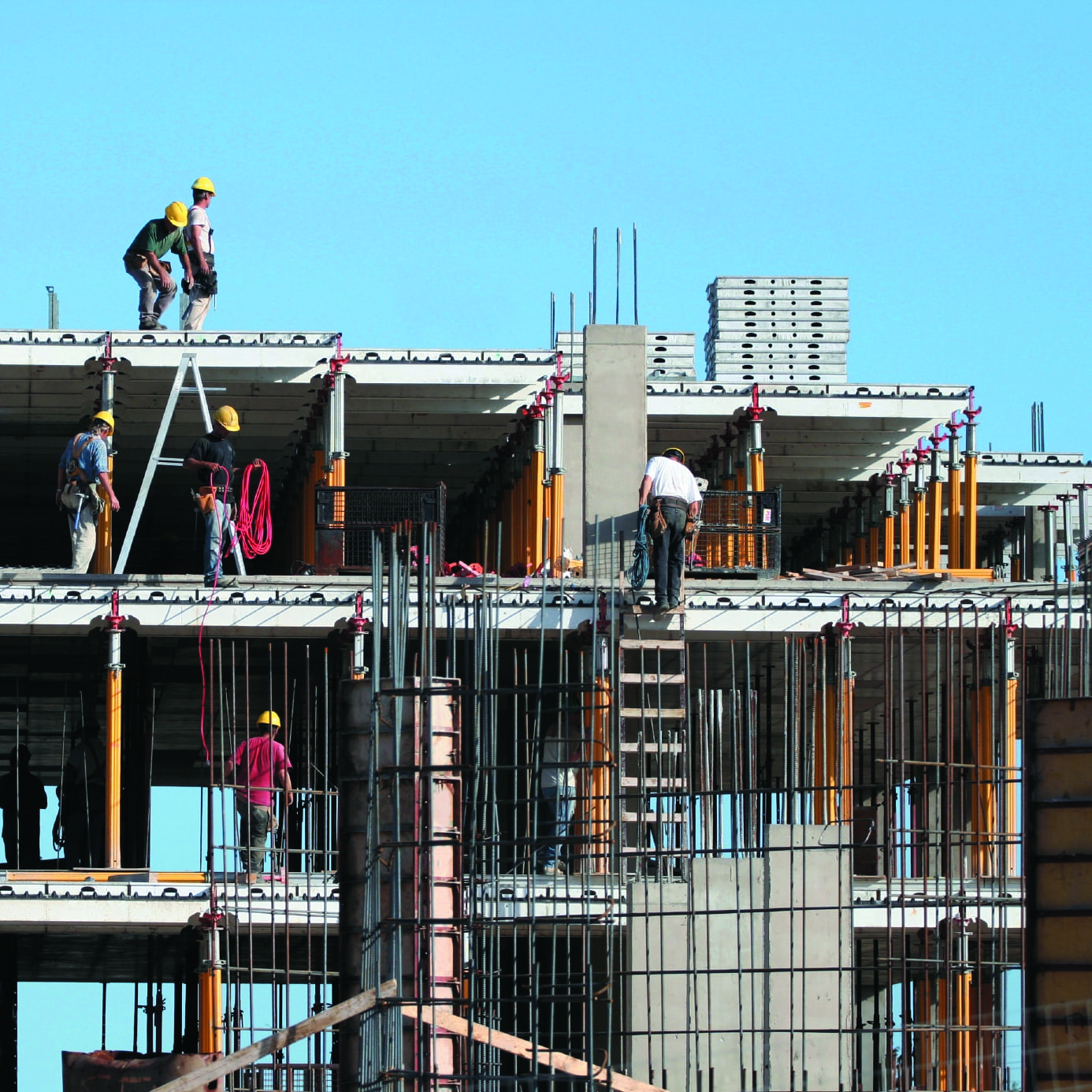 Builder's Risk Insurance - Workers