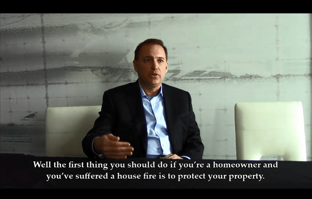 Wildfires – Advice for Homeowners