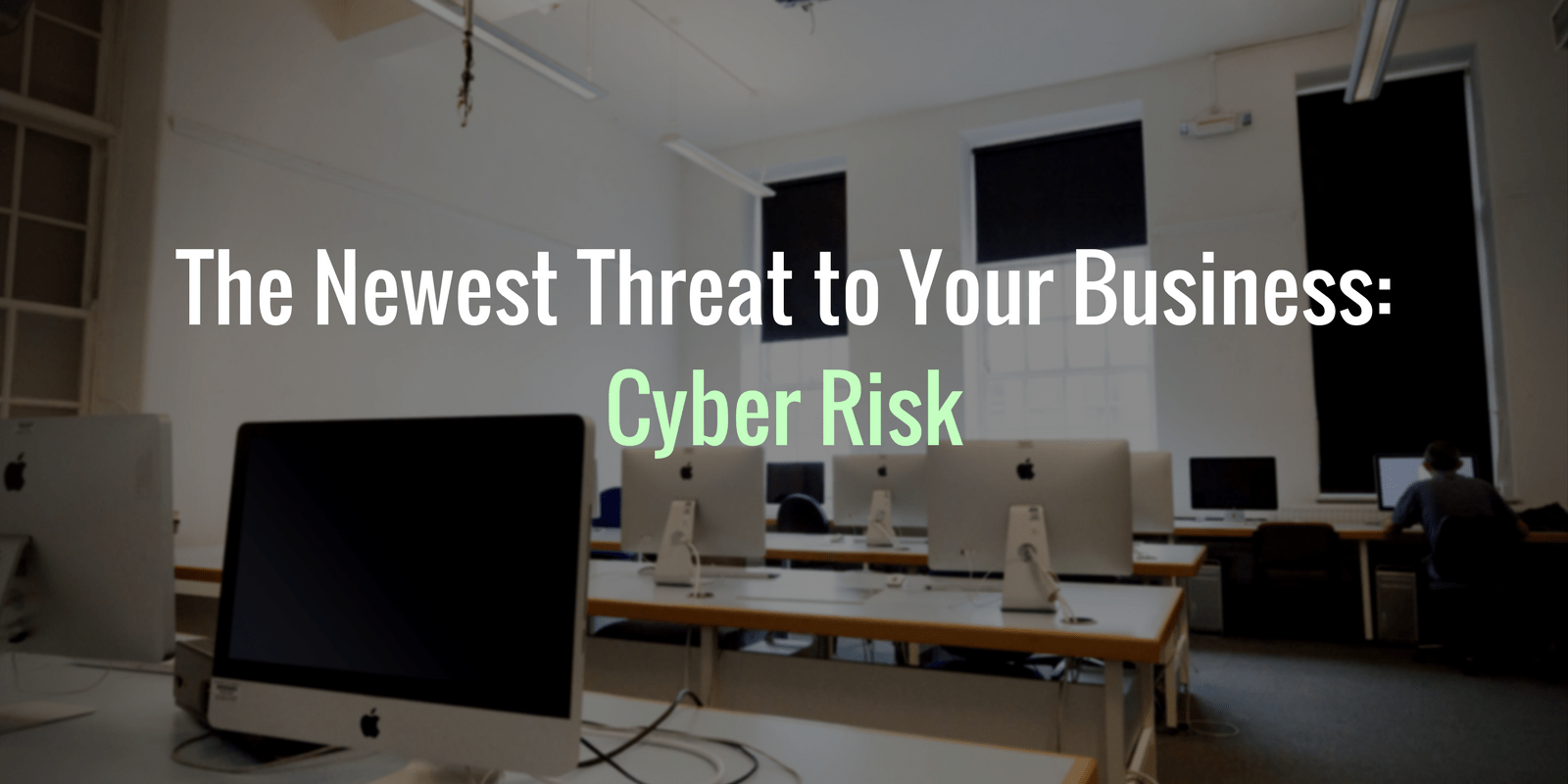 Cyber Risk for Businesses - Adjusters International