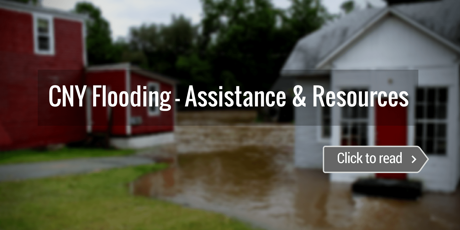 CNY Flooding Assistance and Resources