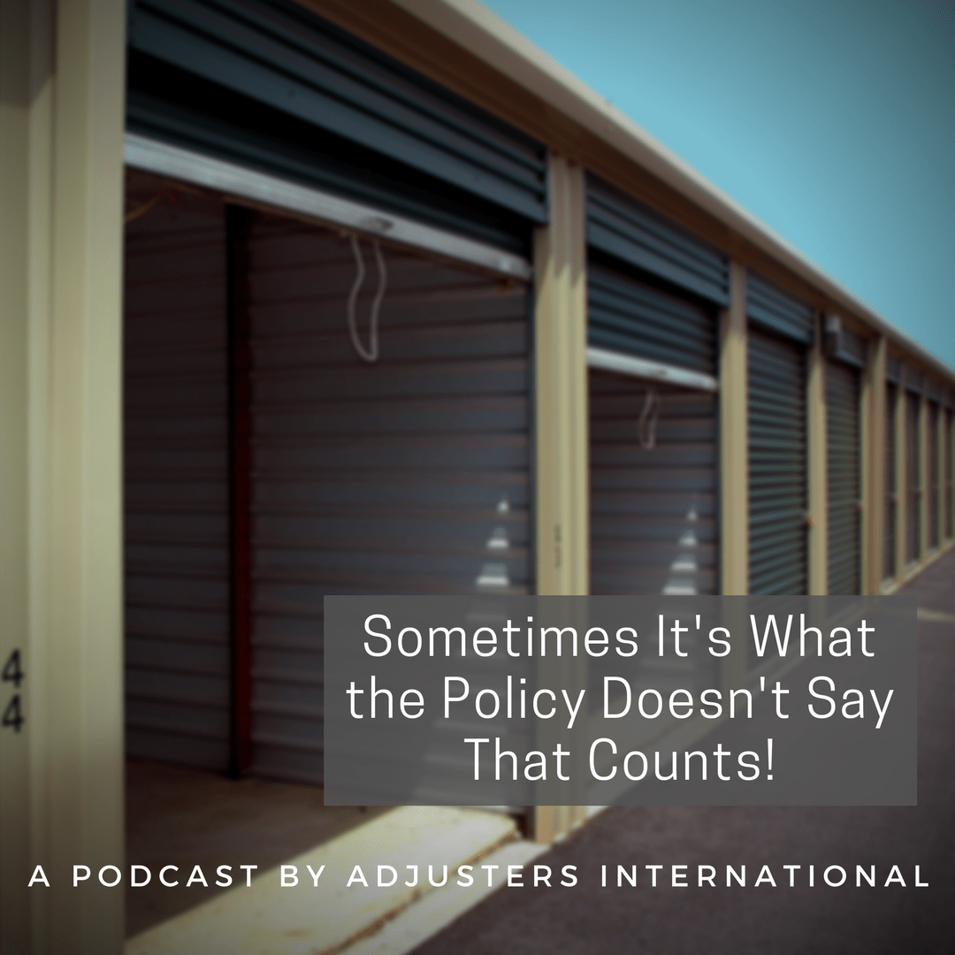Sometimes It's What the Policy Doesn't Say That Counts! Podcast Image